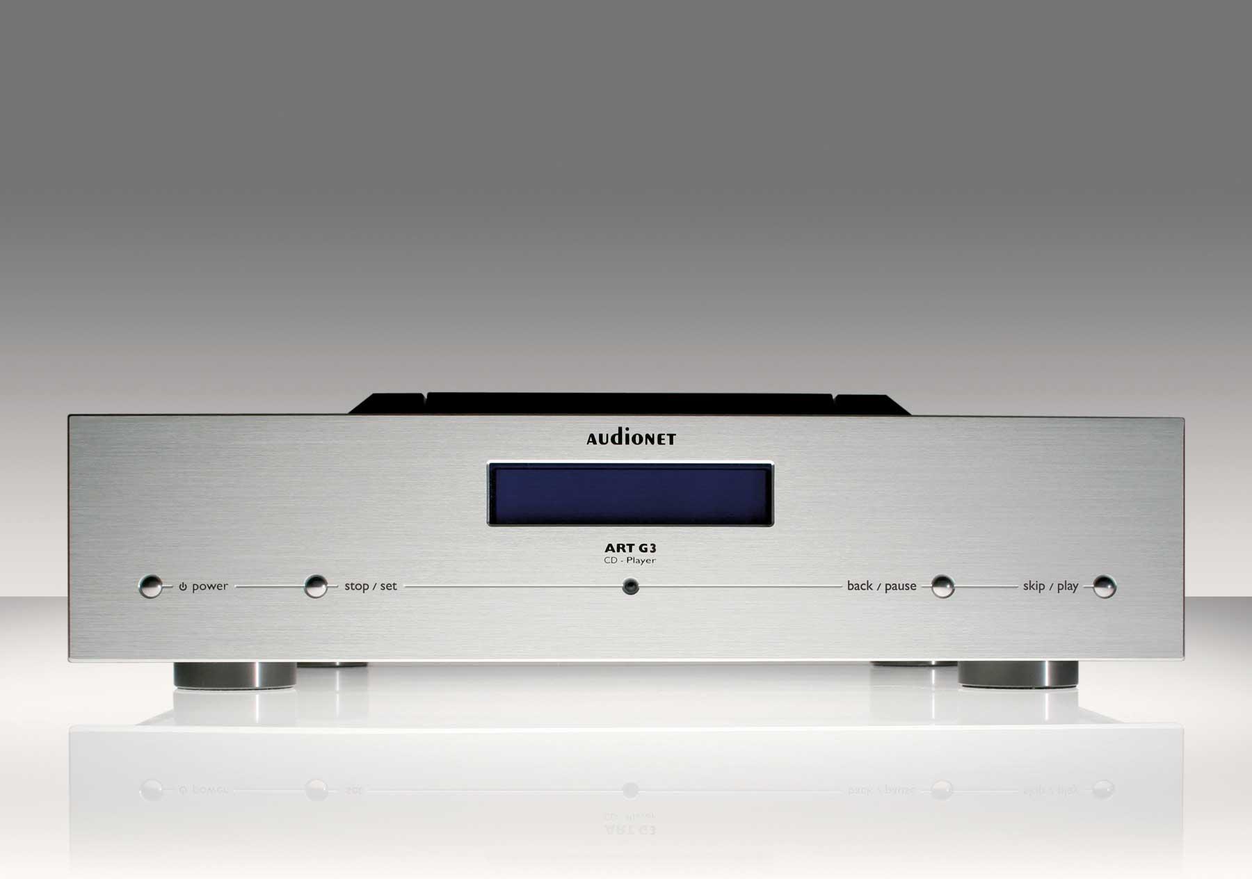 Art g u audionet die mutter aller cd spieler