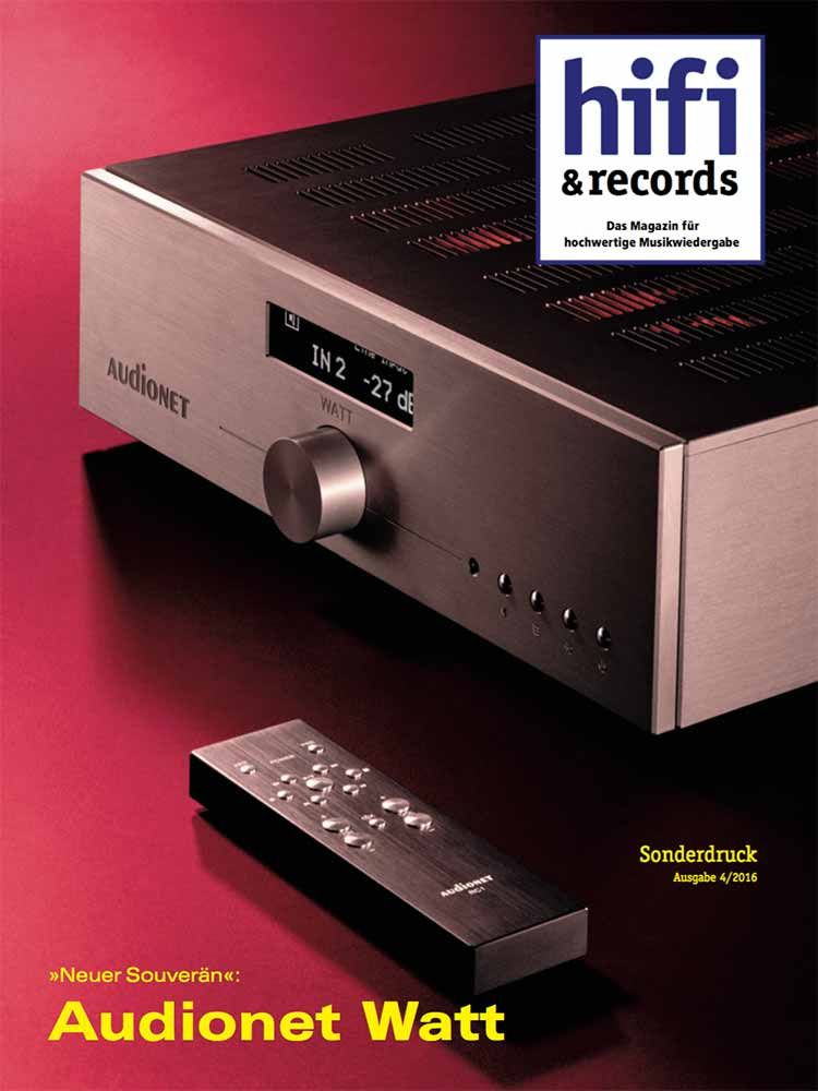 hifi&records Test WATT