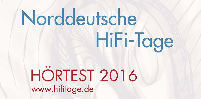 Audionet auf den Norddeutschen HiFi-Tagen2016