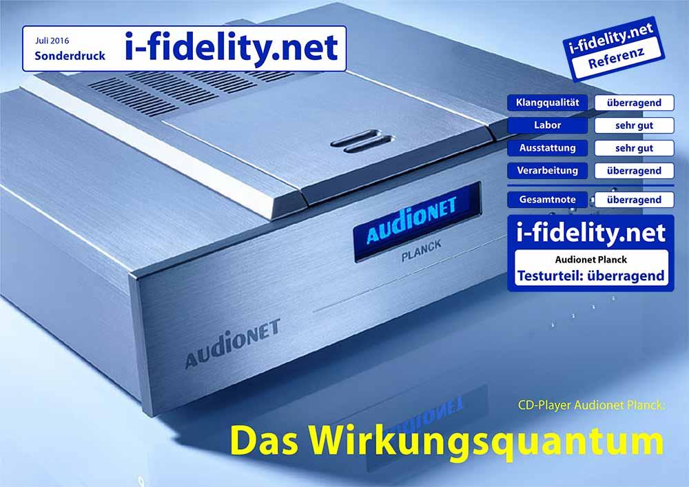 i-fidelity Test PLANCK