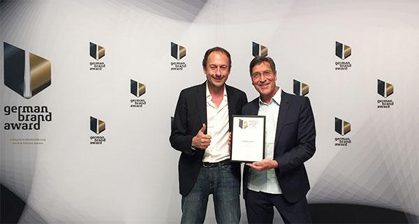 Thomas Gessler und Jan Geschke