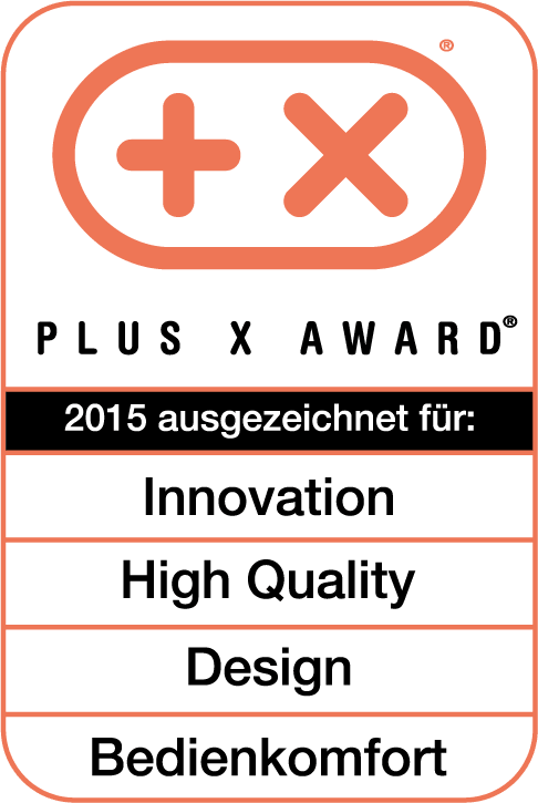 DNA I Plus X Award 2015