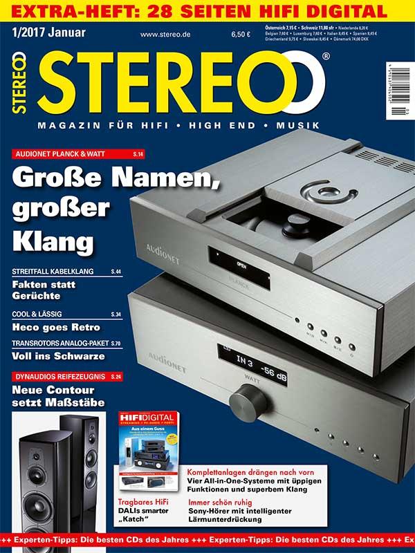 Stereo 1/2017 Test WATT PLANCK