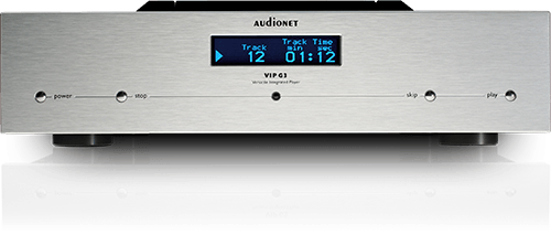 Audionet - Quellen - VIP G3 & ART G3